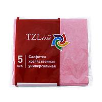 Салфетка хозяйственная универсальная 5 шт.