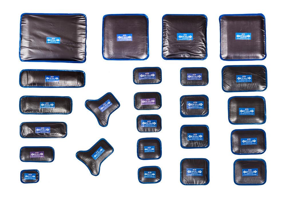 Пластыри кордовые для радиальных шин ПР-23 хв