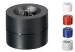 Скрепочница Maul, магнитная, ассорти, в комплекте со скрепками