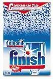 Соль для посудомоечных машин Finish, 1,5 кг, фото 2