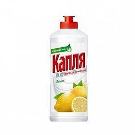 """Средство для мытья посуды Капля """"Лимон"""", 500 мл"""