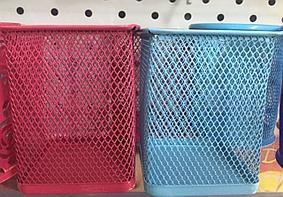 Стакан металлический сетка