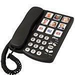 Телефон Ritmix RT-500, Черный