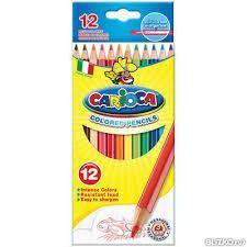 Цветные карандаши Carioca 12цв.
