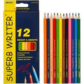 Цветные карандаши Marco Aqua 12цв.
