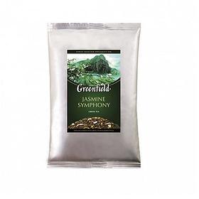 Чай Greenfield Jasmine Symphony, зеленый, 250 гр, листовой