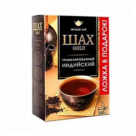 """Чай Шах """"Gold"""", 230 гр, гранулированный, черный"""