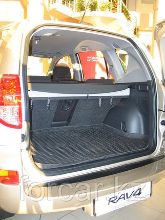 Коврик Novline в багажник  RAV4 2006-2009, фото 2