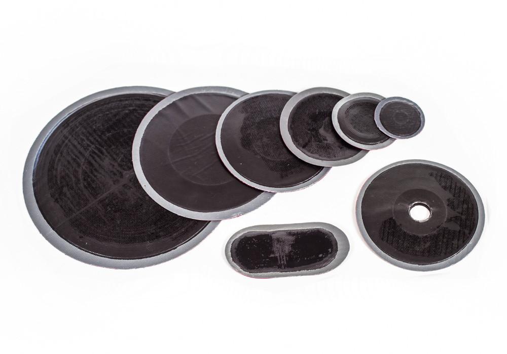 Пластыри резиновые для горячей вулканизации П-2