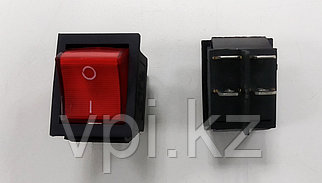 Кнопка включения и выключения, 15А для инвертора