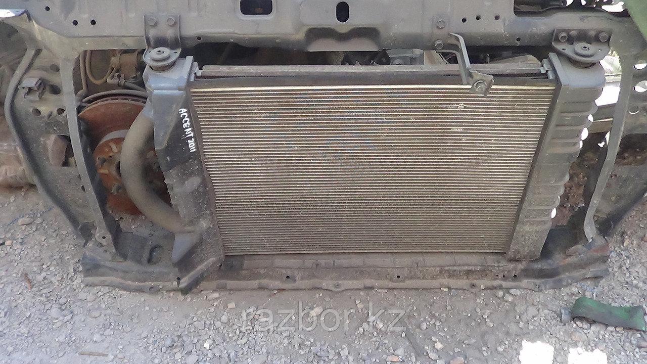 Радиатор основной Hyundai Accent