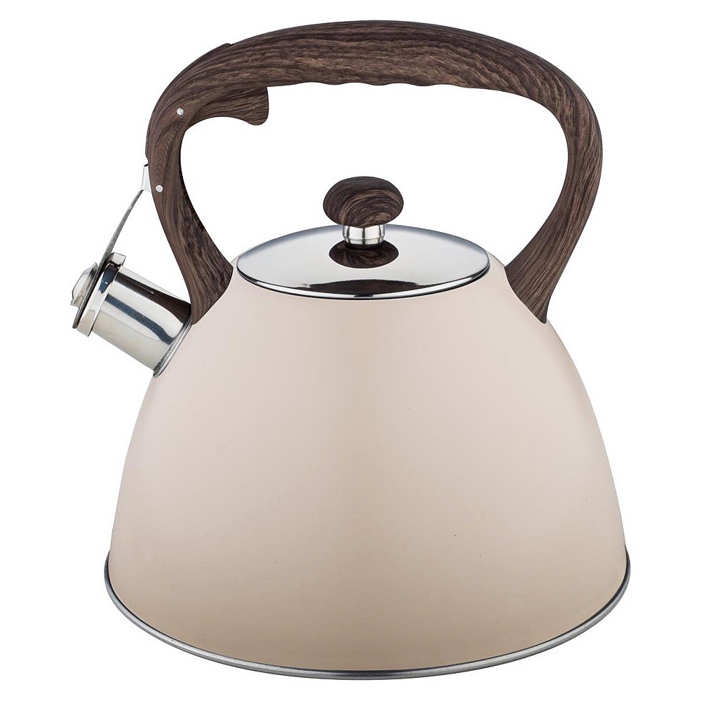 Чайник со свистком Agness 3,0 л