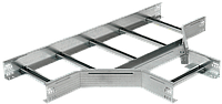 Разветвитель лестничный Т-образный 80х600 R300 HDZ IEK