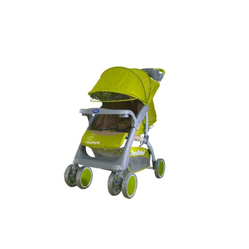Коляска прогулочная Neon Зеленый / Green Elephant