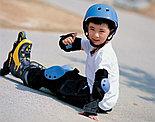 Роликовые коньки (шлем, наколенники), фото 2