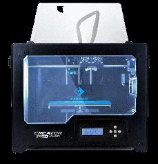 3D принтер, FlashForge Creator Pro