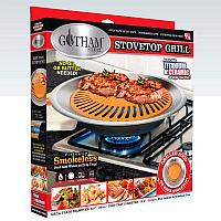 Устройство для приготовления барбекю STOVETOP GRILL