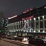 Новогоднее оформление зданий Астана, фото 2