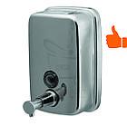 Дозатор (диспенсер) для жидкого мыла 500 мл, фото 10