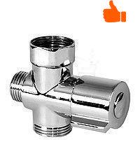 Дуплекс или крестовина для однорычажных смесителей для ванны