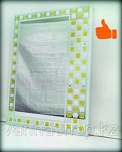 Настенное зеркало для ванны 50/70