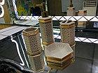 Фарфоровый набор для ванной (бежевый), фото 4