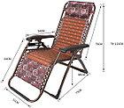 Кресло-раскладушка с подголовником (Шезлонг), фото 2