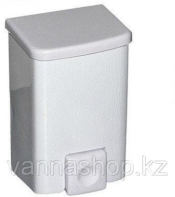 Дозатор (диспенсер) для жидкого мыла 500 мл белый - фото 2
