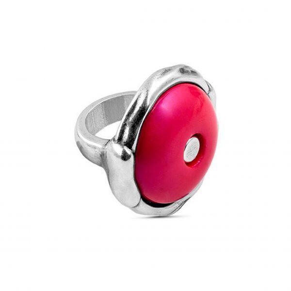 Кольцо Ciclon discola в двух цветах