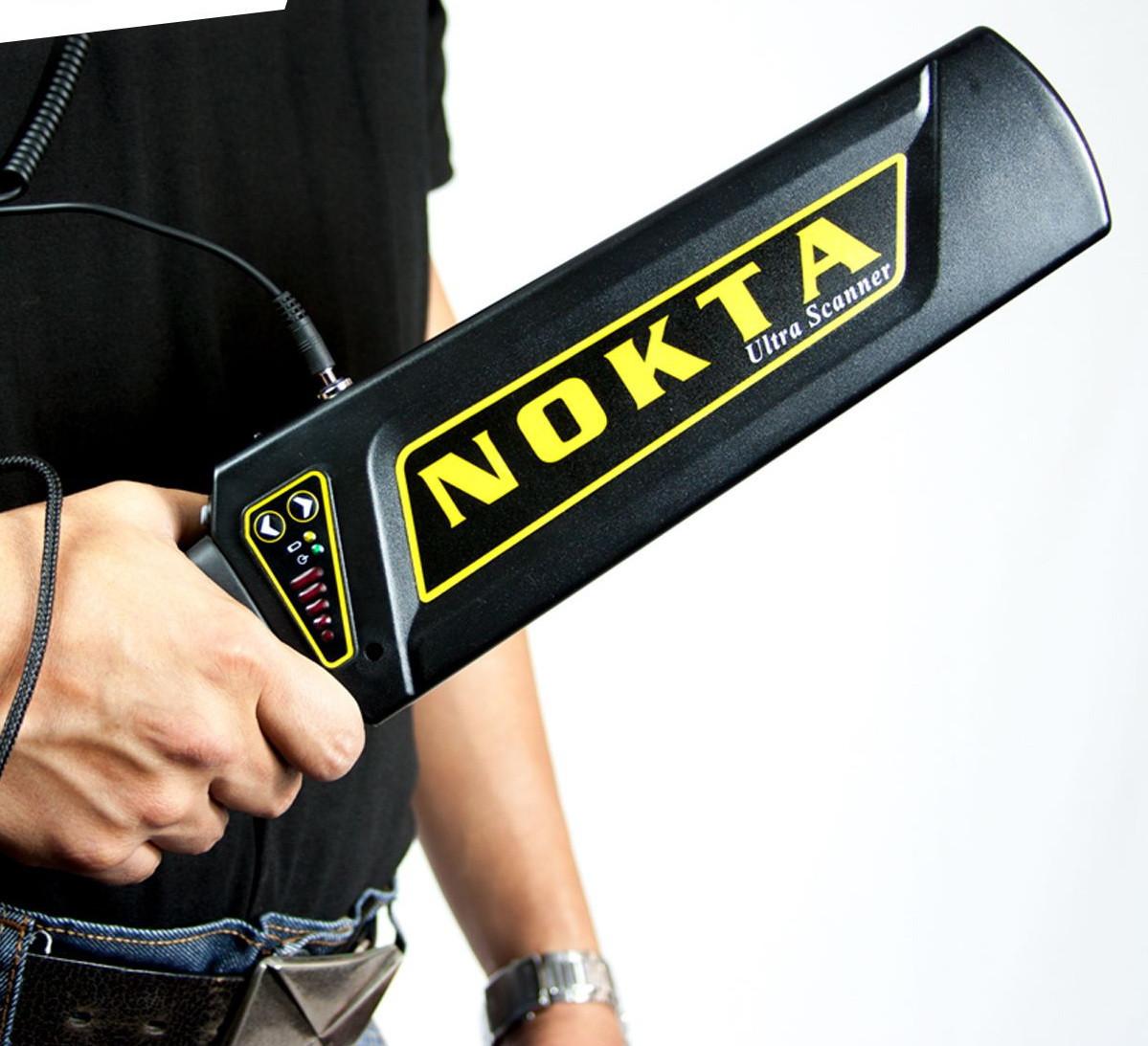 Металлодетектор ручной NOKTA Ultra Scanner Basic