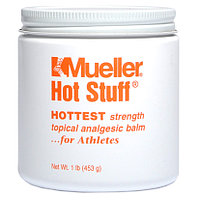 Разогревающий бальзам - Mueller Hot Stuff, 453 грамма, 080502N