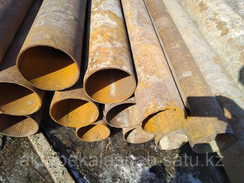 Труба стальная электросварная 159 х 4,5
