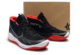 "Баскетбольные кроссовки  Nike KD 12 (XII) ""Black-White"" from Kevin Durant"