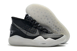 "Баскетбольные кроссовки  Nike KD 12 (XII) ""Black-Gray"" from Kevin Durant , фото 2"
