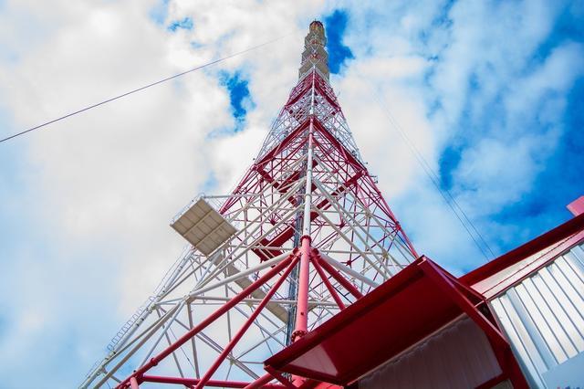 Телекоммуникационная вышка