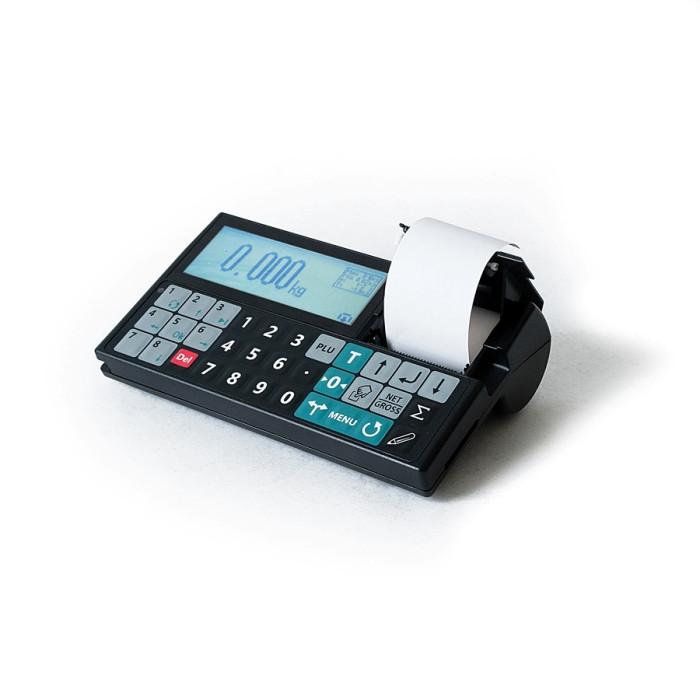 Терминал-регистратор с печатью этикеток и чеков, 2 индикатора R2P