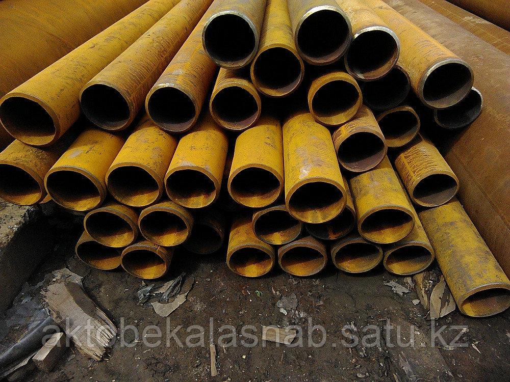 Труба стальная бесшовная  219 х 14  ГОСТ 8732-78