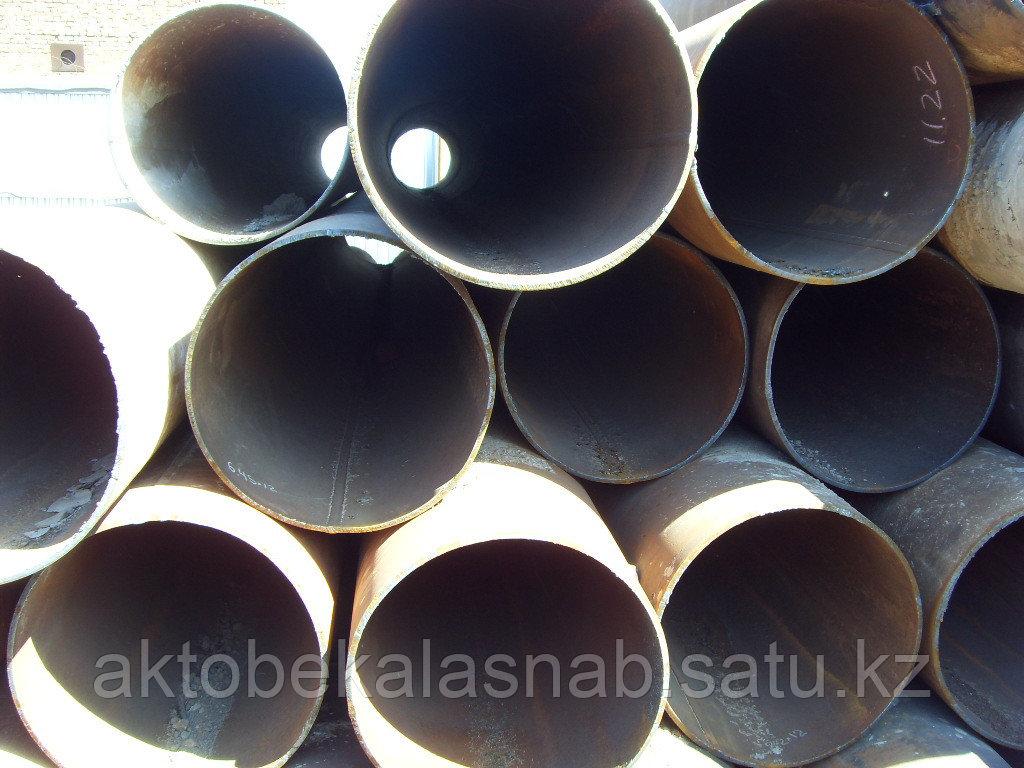 Труба стальная  электросварная 530 х 9  ГОСТ 10704-91