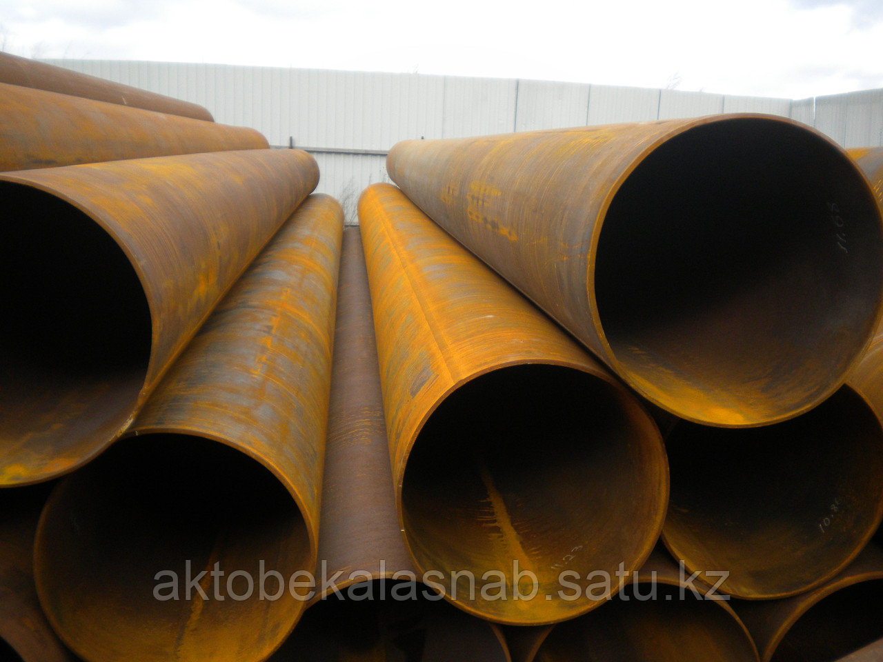 Труба стальная  электросварная 720 х 12  ГОСТ 10704-91