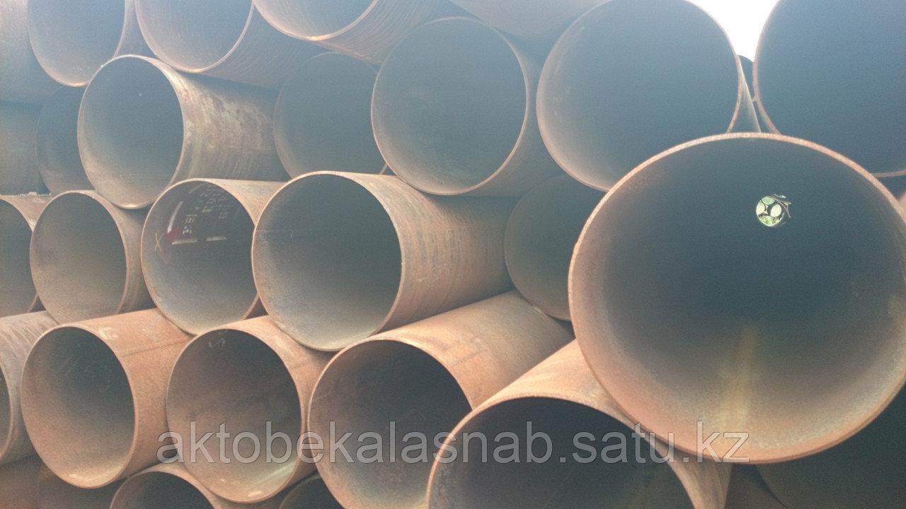 Труба стальная электросварная  630 х 9  ГОСТ 10704-91