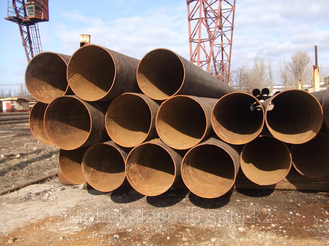 Труба стальная электросварная  630 х 6  ГОСТ 10704-91