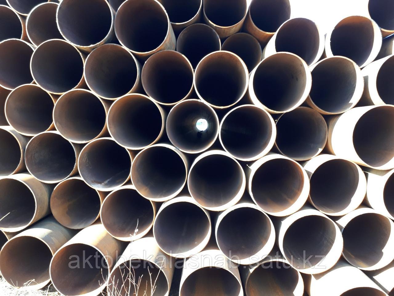 Труба стальная электросварная  530 х 6  ГОСТ 10704-91