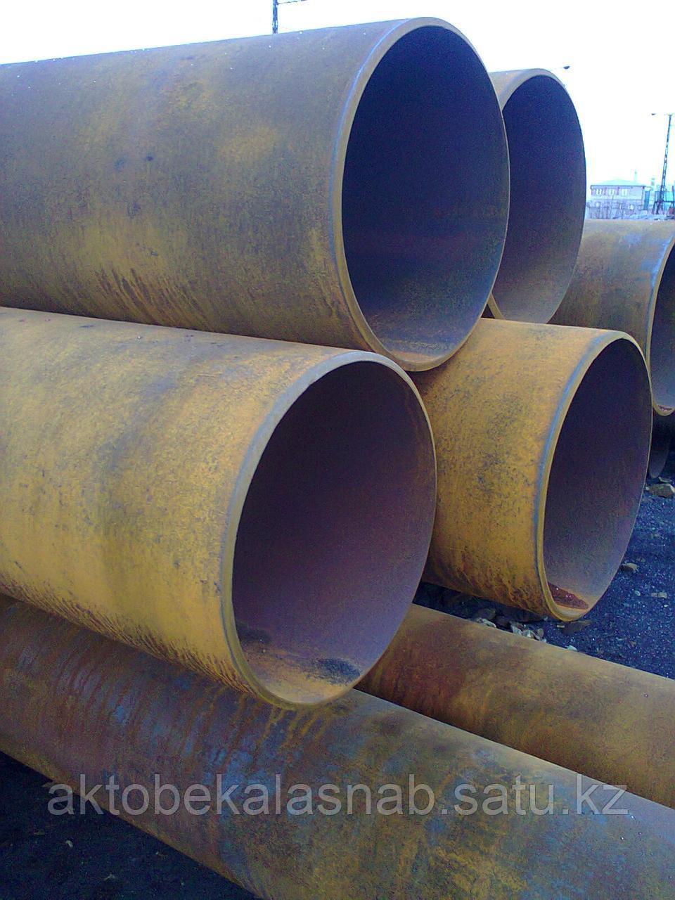 Труба стальная  электросварная  426 х 10  ГОСТ 10704-91