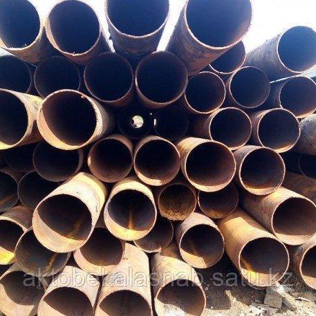 Труба стальная электросварная  377 х 6   ГОСТ 10704-91