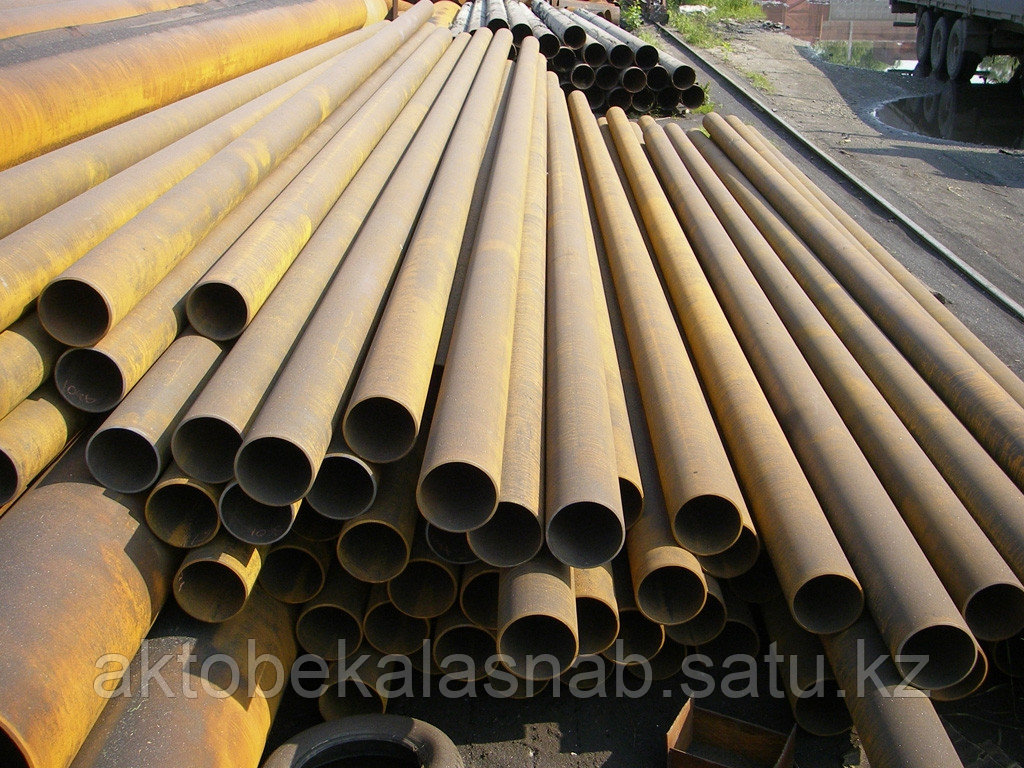 Труба стальная электросварная 114 х 4   ГОСТ 10704-91