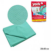 """Салфетка для уборки York """"Люкс"""", сверхвлаговпитывающая, 8шт+2шт 020340"""