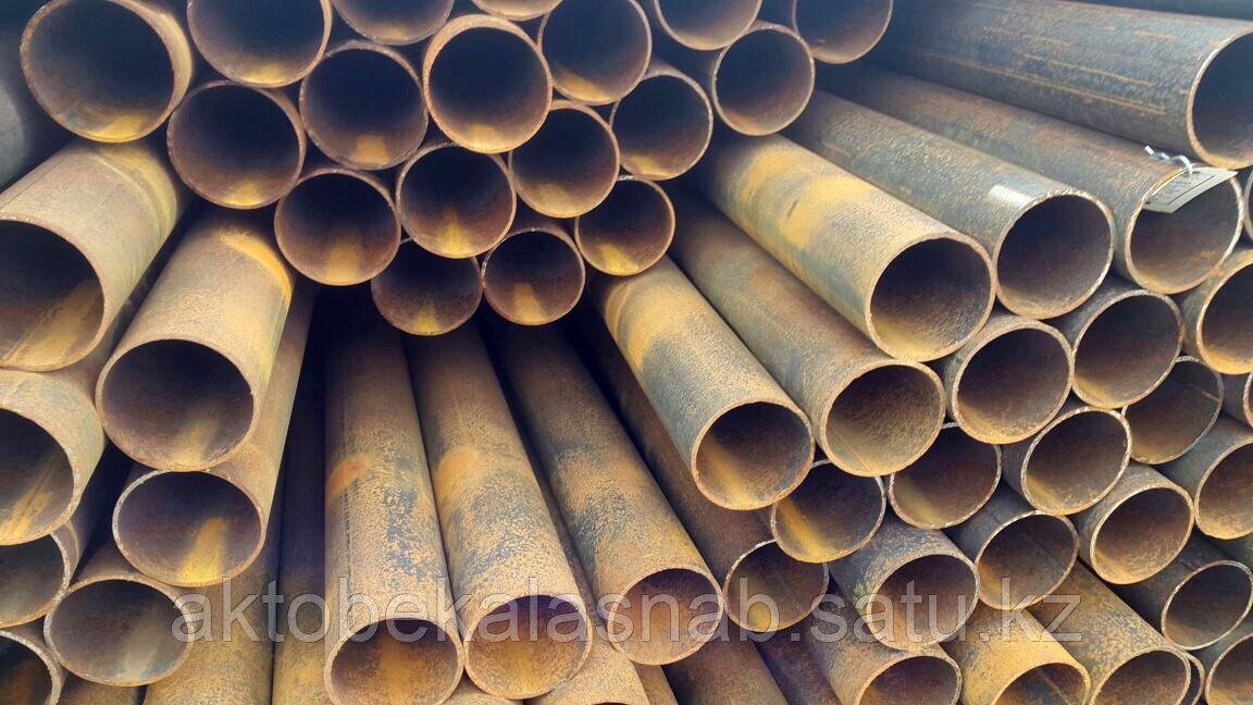 Труба стальная  электросварная 108 х 3,5  ГОСТ 10704-91