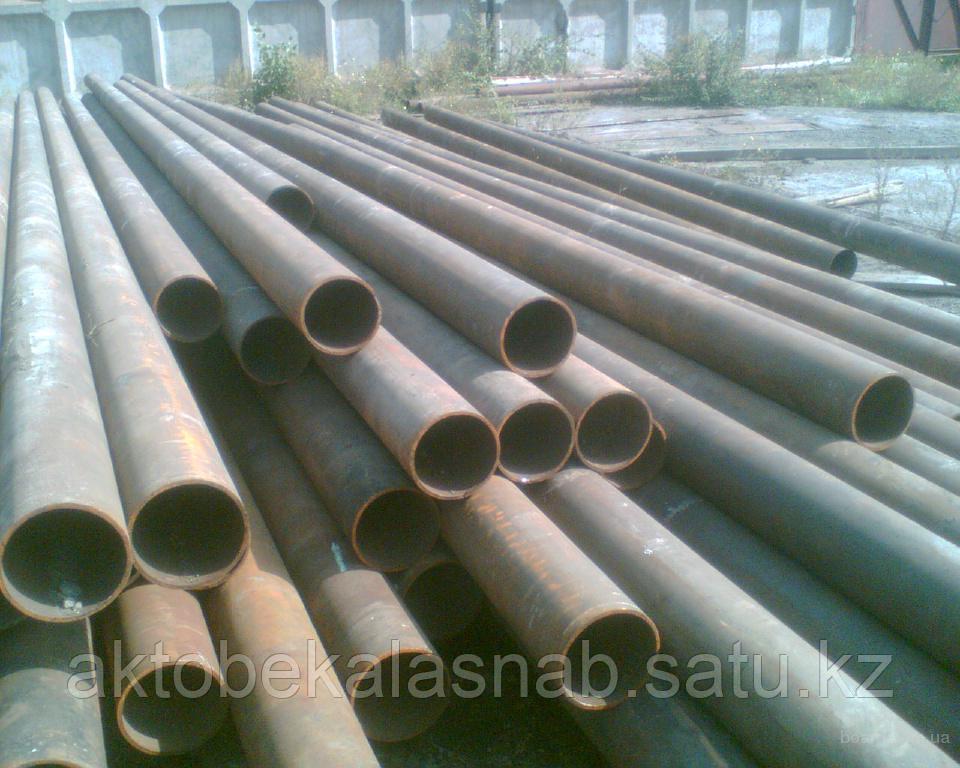 Труба стальная электросварная  102 х 4  ГОСТ 10704-91