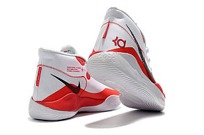 "Баскетбольные кроссовки  Nike KD 12 (XII) ""White-Red"" from Kevin Durant , фото 2"