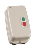 Контактор электромагнитный КМИ-35062 50 А в оболочке 220 В/АС-3 IP54